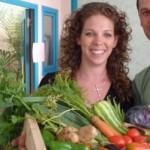cagette de légumes bio