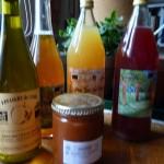 Jus de pommes, vinaigre de cidre etc...Eric Refour ST AUBIN le DEPEINT (37)