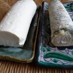 fromages de chèvre de chez ECHERSEAU F. Saint  Epain (37)