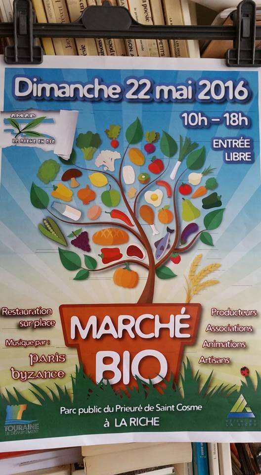 Marché Bio 2016