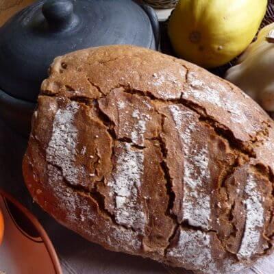 Le pain du Fournil de la Licorne