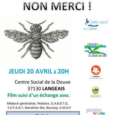 Pesticides, non merci!
