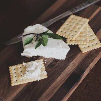 Crackers apéro à la farine d'épeautre